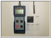 Digitales Schichtdicken Messgerät, Schicht-dickenmessgerät, Lack