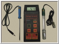 pH-Meter, pH-Messgerät PH013