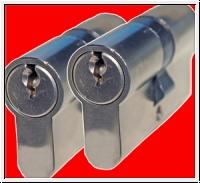 Schließanlage 2 Schließzylinder