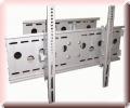 Wandhalterung, Tv-Halterung für PLASMA- & LCD Fernseher Silber