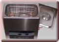 Ultraschallreiniger, Ultraschall-Reiniger, 4,5 L Metallgehäuse