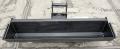 Baggerschaufel hydraulisch, schwenkbar für Minibagger, Radlader MS03 0,8m