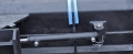 Baggerschaufel hydraulisch für Radlader, Minibagger, schwenkbar MS03 1m