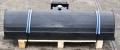 Baggerschaufel hydraulisch für Radlader, Minibagger, schwenkbar 1m