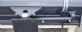 Baggerschaufel hydraulisch für Radlader, Minibagger, schwenkbar 1,4m
