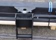 Baggerschaufel hydraulisch, schwenkbar für Minibagger, Radlader MS01 0,8m