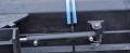 Baggerschaufel hydraulisch für Radlader, Minibagger, schwenkbar MS01 1m