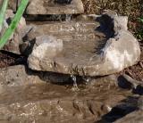 Bachlaufschale, Wasserschale, Bachlauf, Wasserspiel GREEN RIVER