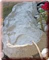 Bachlauf, Wasserspiel 3 teilig Granit