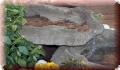 Bachauf, Bachlaufschalen 4 teilig, Wasserspiel, Wasserfall