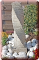 Wasserspiel, Springbrunnen aus Granit inkl. Zubehör